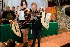2nd place BEST REALISTIC - VENEZIA 2015 - Michele Agostini Tattoo Artist Roma - Rome Italy