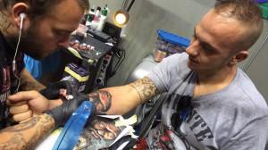 Tatuando - Realistic Tattoo - Michele Agostini Tattoo